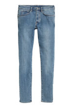 Skinny Low Jeans - Denim blue -  | H&M 2