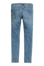 Skinny Low Jeans - Denim blue -  | H&M 3
