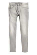 Skinny Low Jeans - Grey - Men | H&M CN 2
