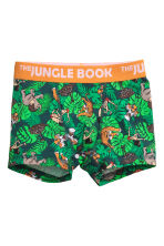 2-pack boxer shorts - Green/The Jungle Book - Kids | H&M CN 2