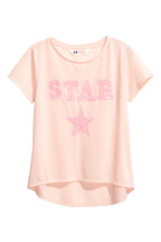 Light pink/Star