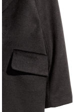 Wool-blend coat - Black - Ladies | H&M GB 3
