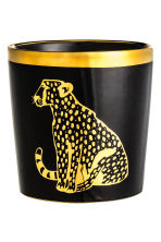 Candela profumata in vaso - Nero/Sandalwood - HOME | H&M IT 1