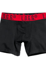 3-pack boxer shorts - Red - Kids | H&M CN 3