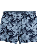 Boxer, 2 pz - Blu scuro/fantasia - BAMBINO | H&M IT 3