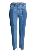 Slim Regular Ankle Jeans - Blu denim - DONNA | H&M IT 2