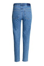 Slim Regular Ankle Jeans - Azul denim - SENHORA | H&M PT 3