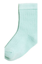 5-pack socks - Light pink - Kids | H&M CN 3