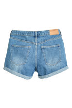 Shorts in denim - Blu denim - DONNA | H&M IT 2