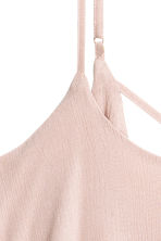 Flounced strappy top - null - Ladies | H&M CN 3