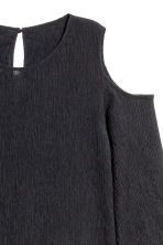 Cold shoulder top - Black - Ladies | H&M CN 3