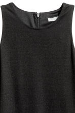 Sleeveless dress - Black - Ladies | H&M CN 3