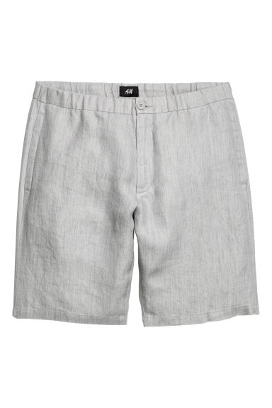 Short shorts - Light grey -  | H&M GB