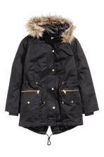 H&M+ Parka - Nero - DONNA | H&M IT 2