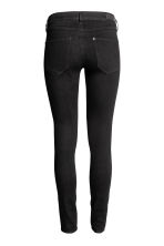 Super Skinny Low Jeans - Black denim - Ladies | H&M GB 3