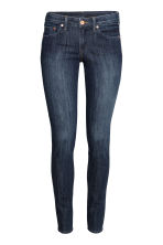 Super Skinny Low Jeans - Dark denim blue - Ladies | H&M 2
