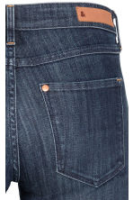 Super Skinny Low Jeans - Dark denim blue - Ladies | H&M 4