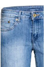 Super Skinny Low Jeans - Light denim blue - Ladies | H&M CA 4