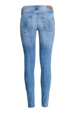 Super Skinny Low Jeans - Light denim blue - Ladies | H&M CA 3