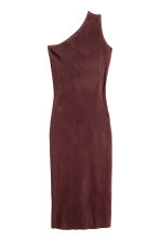 Abito monospalla - Bordeaux - DONNA | H&M IT 2