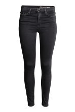 Shaping Skinny Regular Jeans - Denim negro - MUJER | H&M ES 2