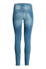 Shaping Skinny Regular Jeans - Blu denim/consumato - DONNA | H&M IT 3