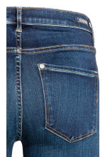 Shaping Skinny Regular Jeans - Dark denim blue rugged rinse - Ladies | H&M 4