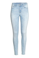 Shaping Skinny Regular Jeans - Blu denim chiaro - DONNA | H&M IT 2