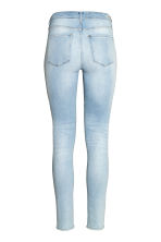 Shaping Skinny Regular Jeans - Light denim blue - Ladies | H&M CN 3
