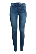 Shaping Skinny Regular Jeans - 深牛仔蓝 - Ladies | H&M CN 2