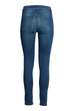 Shaping Skinny Regular Jeans - 深牛仔蓝 - Ladies | H&M CN 3