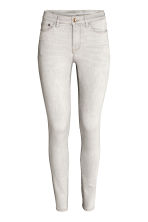 Shaping Skinny Regular Jeans - Light grey -  | H&M 2