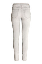 Shaping Skinny Regular Jeans - Light grey -  | H&M 3