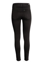 Shaping Skinny High Jeans - Black/No fade black - Ladies | H&M CN 4