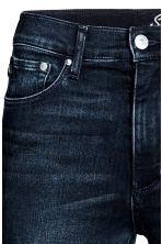 Shaping Skinny High Jeans - Dark denim blue - Ladies | H&M CN 5