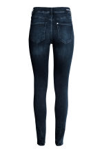 Shaping Skinny High Jeans - Dark denim blue - Ladies | H&M CN 4