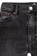 Shaping Skinny High Jeans - Dark grey denim - Ladies | H&M CN 4