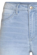 Super Skinny High Jeggings - Light denim blue - Ladies | H&M CN 3