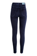 Super Skinny High Jeggings - Blue-black - Ladies | H&M 3