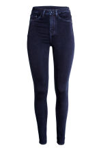 Super Skinny High Jeggings - Blue-black - Ladies | H&M 2