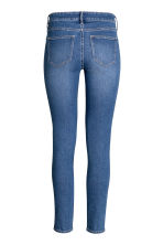 Skinny Regular Ankle Jeans - Denim blue - Ladies | H&M CN 3