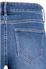 Skinny Regular Ankle Jeans - Denim blue - Ladies | H&M CN 4