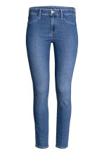 Skinny Regular Ankle Jeans - 牛仔蓝 - 女士 | H&M CN 2
