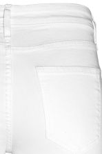 Skinny Regular Ankle Jeans - White - Ladies | H&M CN 4