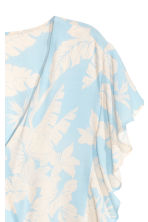 Playsuit - Light blue/Floral -  | H&M CN 3