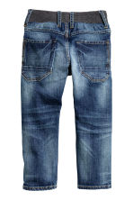 Tapered Jeans - Dark denim blue - Kids | H&M CN 3