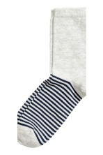 5-pack socks - Dark blue - Kids | H&M CN 3