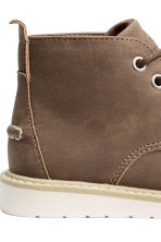 Boots - Light brown - Kids | H&M CN 3