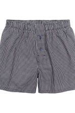 Boxer, 3 pz - Nero/quadri - UOMO | H&M IT 5