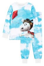 Light blue/Snoopy